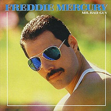Freddie Mercury, Mr Bad Guy album cover