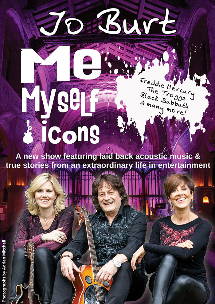 New Show - Me, Myself & Icons - launches 2019